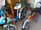 出售儿童自行车两台永久牌和优贝牌150元