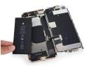 成都创联手机维修中心专业更换苹果8后壳玻璃 玻璃后壳