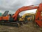 昆山二手挖机个人转让二手日立轮式挖掘机二手日立小挖机