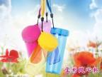 塑料杯厂家 星巴克杯 广告礼品杯定制 儿童水杯批发 促销赠品杯子