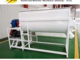 山东双鹤直销单轴螺旋搅拌机卧式SLHY2.0型