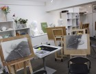 启程塾学员故事从爱上日本画开始
