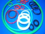 厂家批发各种硅胶O型圈,硅胶垫圈,密封圈,可定制非标产品,
