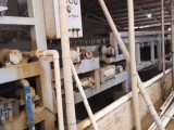 求购二手带宽1米长5米带式压滤机