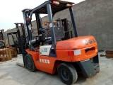 上海靜安二手5噸電動倉儲叉車制動性能好
