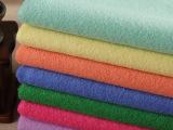 厂家直销阿玛呢针织毛呢面料 现货供应素色童装女装面料批发