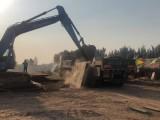 扬州铺路钢板出租-完美代替砖渣路