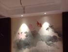 专业墙布,墙纸,壁画施工,免费上门量尺寸