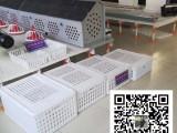 厂家提醒运鸡请用专用成鸡周转箱塑料运鸡筐
