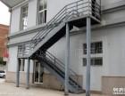 钢结构各层 楼梯焊接别墅改造