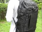 韩版休闲防水双肩包背包大容量旅行包双肩登山包男可一件代发分销