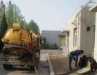 路南区疏通下水道高压清洗管道吸污大型机器疏通打尿碱