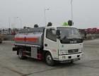 20吨东风后八轮油罐车厂家直销