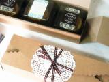 烘焙包装63-80克月饼盒批发手指饼干盒
