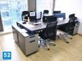 鄞州宁波商会国贸大厦110平精装办公室全新精装!
