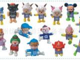 厂家出售批发各种材质儿童积木 幼儿园玩具 小型卡通玩具