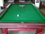 台球桌维修 台球桌 二手台球桌 台球用品工厂店直销