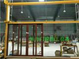 隔断门调试架生产厂家恒力机械制造门窗加工设备