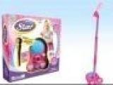 儿童玩具 闪光卡拉OK机 音乐玩具 早教玩具 过家家玩具 塑胶玩