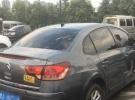 雪铁龙 世嘉三厢 2011款 2.0 手自一体 豪华型7年11万公里4万