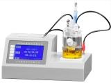 微量水分测定仪SCKF105型