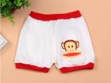 3元夏季儿童短裤 跑量热卖童装纯棉五分裤子厂家批发
