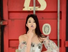 淘宝摄影长沙服装拍照日韩小清新女装拍照模特拍照