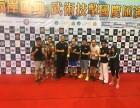 深圳专业散打培训强身搏击俱乐部