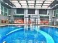 带室内恒温泳池的健身房诺伯曼健身永凯店