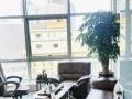新开路 越秀大厦450平写字间 带办公家具