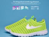 厂家直销男童网鞋透气网面鞋运动鞋大童网鞋男春夏季网布儿童网鞋