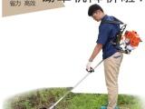 高特点除草机 背负式锄地机 园艺割草机视频