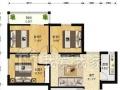 横七条 3室1厅1卫 业主诚心出售 户型方正 价格合理