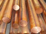 T2 紫铜棒 C1100铜棒 国标高导电率纯铜棒