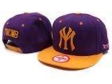 滑板潮流帽平沿MY帽 YMCMB街舞棒球帽子 嘻哈帽子 多色可选