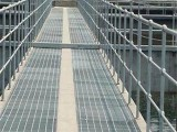 河北晨川鋼格板建筑工程平臺鋼格板