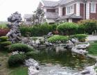 南通庭院绿化 仿真绿植造景工程 南通花卉租赁 花坛草花种植