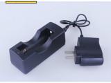 强光手电筒充电器 18650智能专用万能充电器