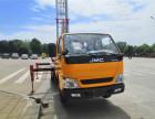 广州那里有�蓝牌28米双排座搬家作业车出售 价格多少钱