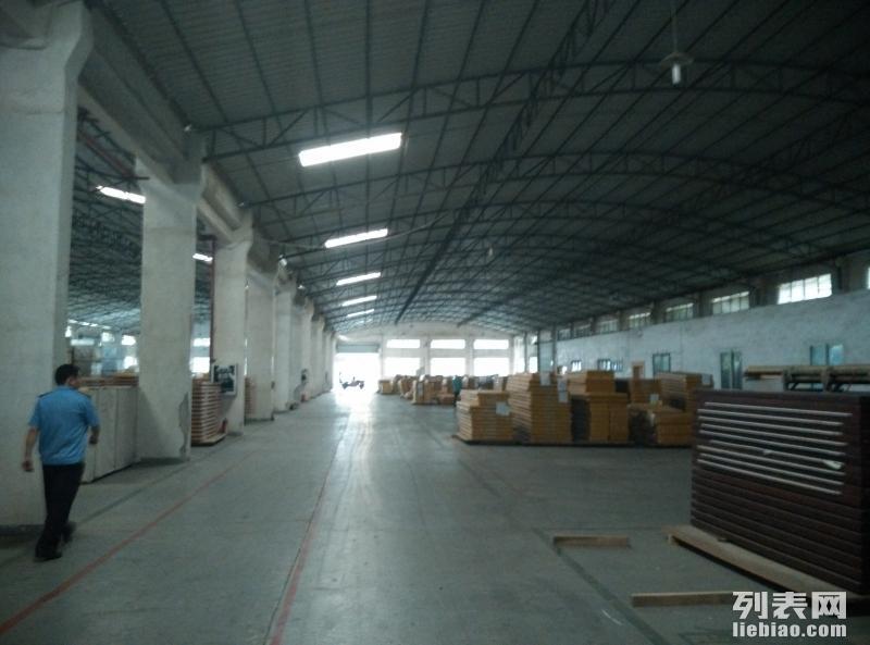 番禺石基工业园5000平方简易厂房