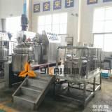 250L高速乳化机 不锈钢倾式液压升降乳化机 厂家直销