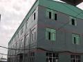 新度镇阳城村 高速出口 钢结构厂房 3000平米