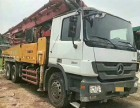 37米至63米二手泵车混凝土泵车