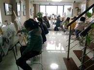 嘉定高中生学画画班,学漫画 油画 水彩 素描绘画班