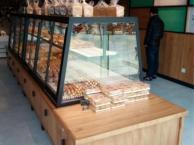 杭州惠利面包展柜厂厂家供应面包展示柜,浙江面包柜