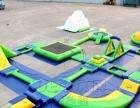 儿童喜欢的充气水池 充气水滑梯 儿童游泳池