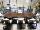 南京異形大板 實木大板茶桌生產廠家