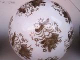 景德镇青花瓷器珠子 古典雅致做工精细瓷器