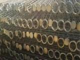 泊庆环保除尘骨架 有机硅除尘骨架 生产厂家 质量保证