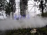 高压微雾绿化室外景观喷雾加湿人造雾降温除尘雾化系统